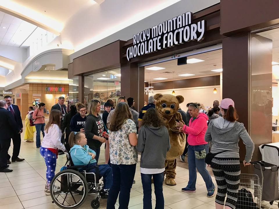 Rocky Mountain Chocolate Factory Opens in the Millcreek Mall
