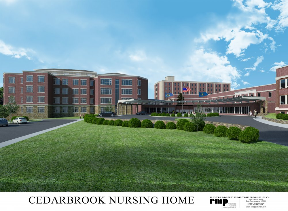 Lehigh County releases sketches of potential Cedarbrook upgrades