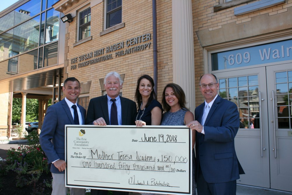 MTA Awarded Erie Community Foundation Grant