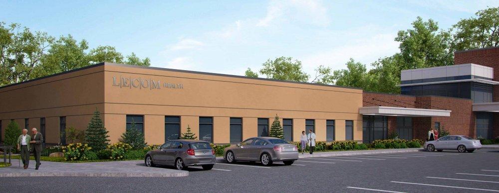 Corry Memorial Hospital Expanding