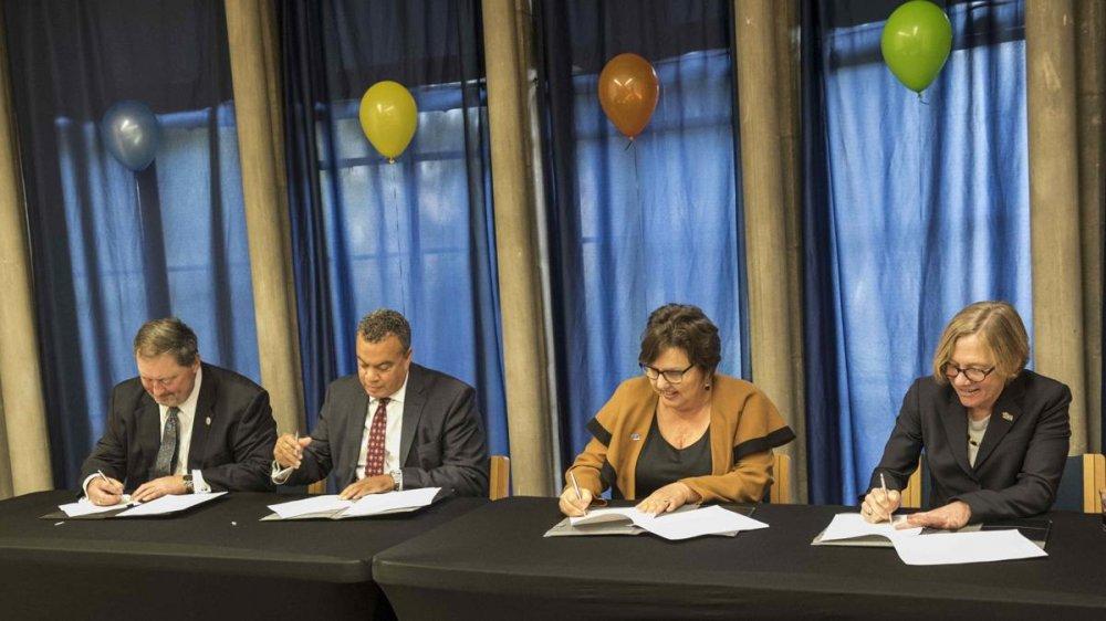 Community celebrates launch of Pitt-Titusville training hub