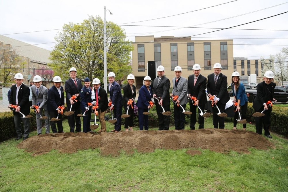 Construction of Salata Technology and Innovation Center begins at Cathedral Prep